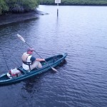 Paddling the Loxahatchee River (Jupiter, FL)