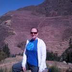 At Pisac Ruins