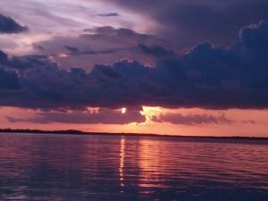 Enjoyed the Southern Florida Sunset